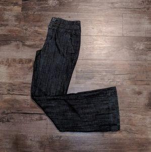 Maurice's dark wash jeans sz 1/2 bootcut